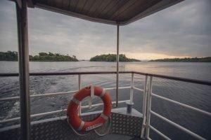 Cruising on Lough Corrib