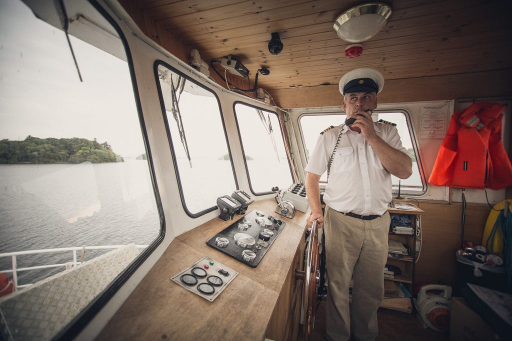 Lough Corrib Cruise