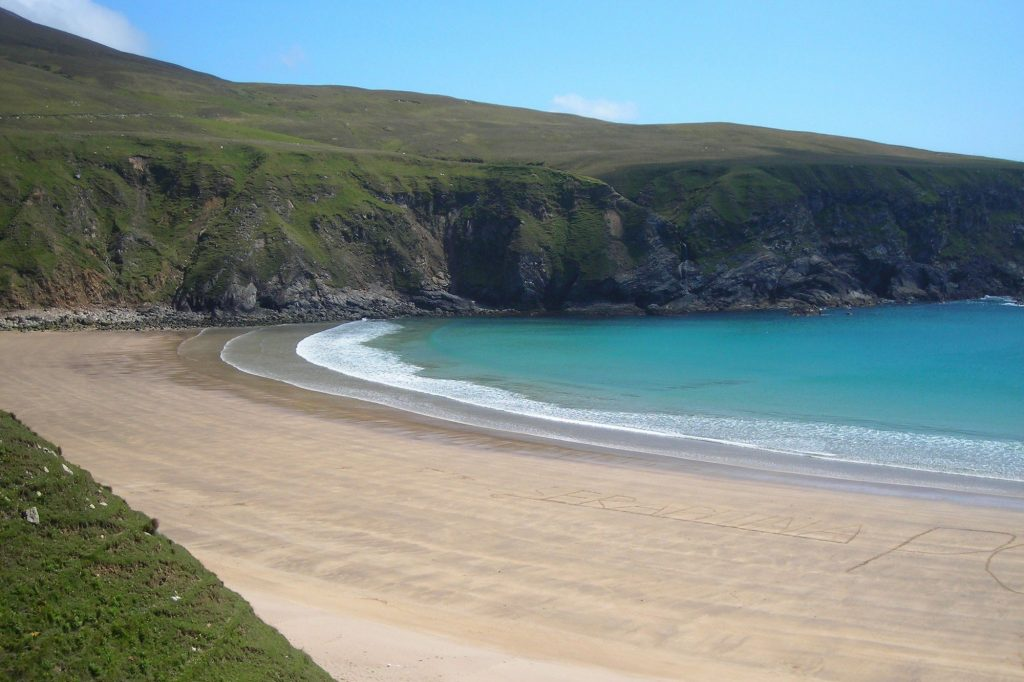 Silver strand, Malinbeg, Iconic Castle & Cultural Journey
