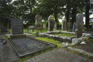 W B Yeat's Grave
